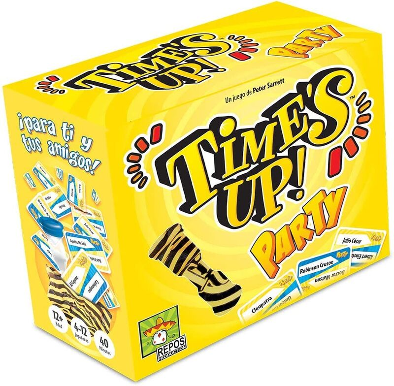 Time's Up Party 1 (amarilla) R: Tup04es -