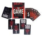 the game - juego de cartas -