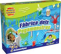 FABRICA DELS PEGAMONSTRES CAT R: 481159