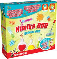 Kimika 600 (euskaraz) (science 4 You) -