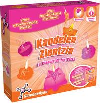 KANDELEN ZIENTZIA (SCIENCE 4 YOU)