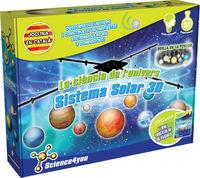 SISTEMA SOLAR 3D CAT R: 605978