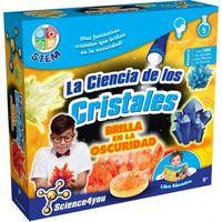 CIENCIA DE LOS CRISTALES GLOW R: 609525