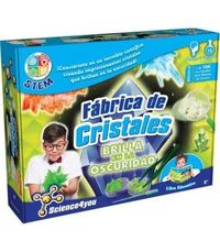 FABRICA DE CRISTALES GLOW IN THE DARK R: 611689