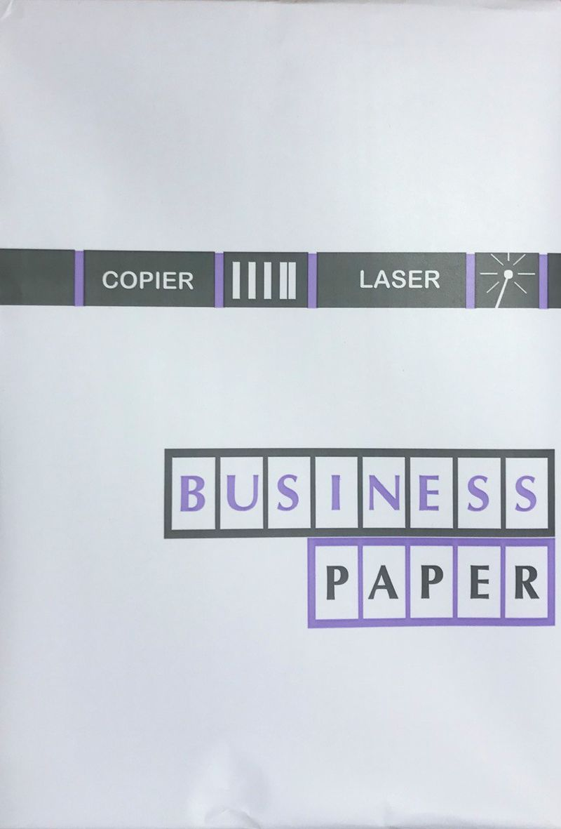 C / 5 PAQUETE 500H A4 80gr BUSINESS PAPER