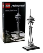 LEGO ARCHITECTURE * SEATTLE SPACE NEEDLE R: 21003