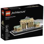 LEGO ARCHITECTURE * PUERTA DE BRANDENBURGO R: 21011