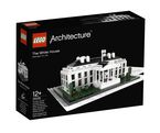 LEGO ARCHITECTURE * THE WHITE HOUSE R: 21006