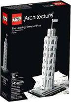 LEGO ARCHITECTURE * LA TORRE INCLINADA R: 21015