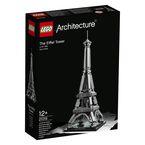 LEGO ARCHITECTURE * LA TORRE EIFFEL R: 21019