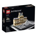 LEGO ARCHITECTURE * LOUVRE R: 21024