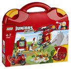 LEGO JUNIORS * MALETIN DE BOMBEROS R: 10685
