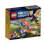 LEGO NEXO KNIGHTS * CONFIDENTIAL BB 2016 PT 1 R: 70310