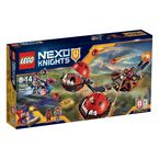 LEGO NEXO KNIGHTS * CONFIDENTIAL BB 2016 PT 5 R: 70314