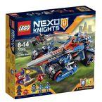 LEGO NEXO KNIGHTS * ESCAPADA TRONADORA DE CLAY R: 70315