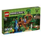 LEGO MINECRAFT * LA CASA DEL ARBOL EN LA JUNGLA R: 21125