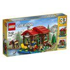 LEGO CREATOR * CABAÑA JUNTO AL LAGO R: 31048
