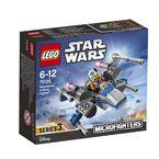 LEGO STAR WARS * CONFIDENTIAL MICROFIGHTER HERO STARFIGHTER R: 75125
