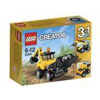 LEGO CREATOR * VEHICULOS DE CONSTRUCCION R: 31041