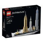 LEGO ARCHITECTURE * CIUDAD DE NUEVA YORK R: 21028