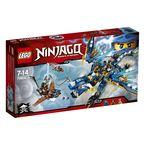 LEGO NINJAGO * DRAGON ELEMENTAL DE JAY R: 70602