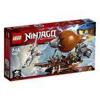 LEGO NINJAGO * ZEPELIN DE ASALTO R: 70603