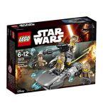 LEGO STAR WARS * RESISTANCE TROOPER BATTLE PACK R: 75131