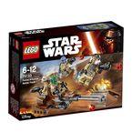 LEGO STAR WARS * PACK DE COMBATE REBELDE R: 75133