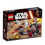 LEGO STAR WARS * PACK DE COMBATE DEL IMPERIO GALACTICO R: 75134