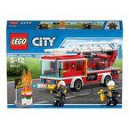 LEGO CITY * CAMION DE BOMBEROS CON ESCALERA R: 60107