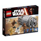 LEGO STAR WARS * CAPSULA DE ESCAPE DROID R: 75136