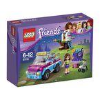 LEGO FRIENDS * COCHE DE EXPLORADORA DE OLIVIA R: 41116
