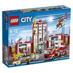 LEGO CITY * ESTACION DE BOMBEROS R: 60110