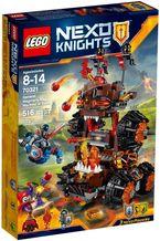 LEGO NEXO KNIGHTS * 70321 MAQUINA DE ASEDIO INFERNAL R: 6135824
