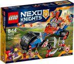 LEGO NEXO KNIGHTS * 70319 ARIETE DEMOLEDOR DE MACY V29 R: 6135846
