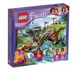 LEGO FRIENDS * CAMPAMENTO DE AVENTURA RAFTING R: 41121