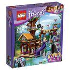 LEGO FRIENDS * CAMPAMENTO DE AVENTURA: CASA EN EL ARBOL R: 41122