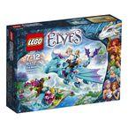 LEGO ELVES * LA AVENTURA DEL DRAGON DEL AGUA R: 41172