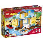 Casa en la playa de Mickey y sus amigos