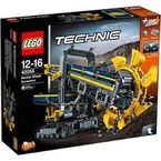LEGO TECHNIC * EXCAVADORA DE CANGILONES R: 42055