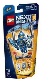 LEGO NEXO KNIGHTS * ULTIMATE CLAY R: 70330