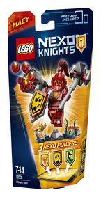 LEGO NWXO KNIGHTS * ULTIMATE MACY R: 70331