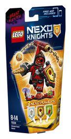 LEGO NEXO KNIGHTS * ULTIMATE BEAST MASTER R: 70334