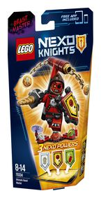 LEGO NEXO KNIGHTS * ULTIMATE BEAST MASTER R: 70334