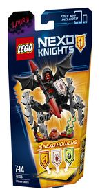 LEGO NEXO KNIGHTS * ULTIMATE LAVARIA R: 70335