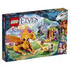 LEGO ELVES * GRUTA DE LAVA DEL DRAGON DEL FUEGO R: 41175