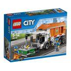 Lego City * Camion De La Basura R: 60118 -
