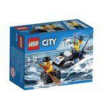 LEGO CITY * HUIDA EN EL NEUMATICO R: 60126