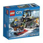 LEGO CITY * SET DE INTRODUCCION: PRISION EN LA ISLA R: 60127