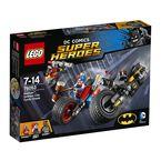 LEGO SUPER HEROES * BATMAN PERSECUCION EN MOTO POR GOTHAM CITY R: 76053